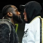 NSAC prohibits Deontay Wilder and Tyson Fury from staring down at weigh-in