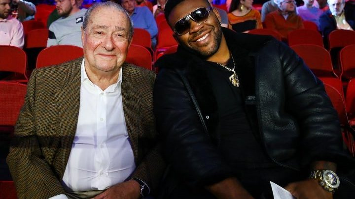 Arum Believes Jarrell Miller Didn't Know He Was Putting PEDs In System