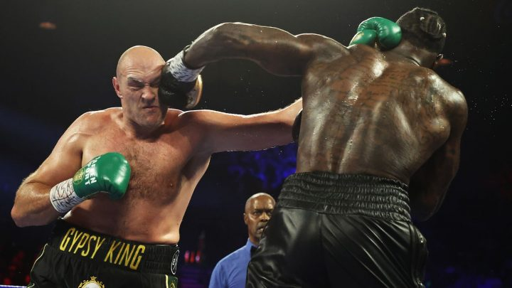 Fury-Wilder 3 reportedly set for October 3rd in Las Vegas