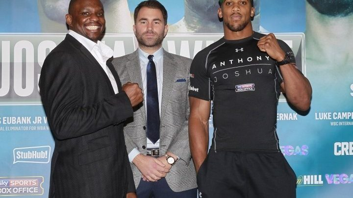 Whyte: Joshua Wasn't Serious About Rematch, Used Me as Scapegoat