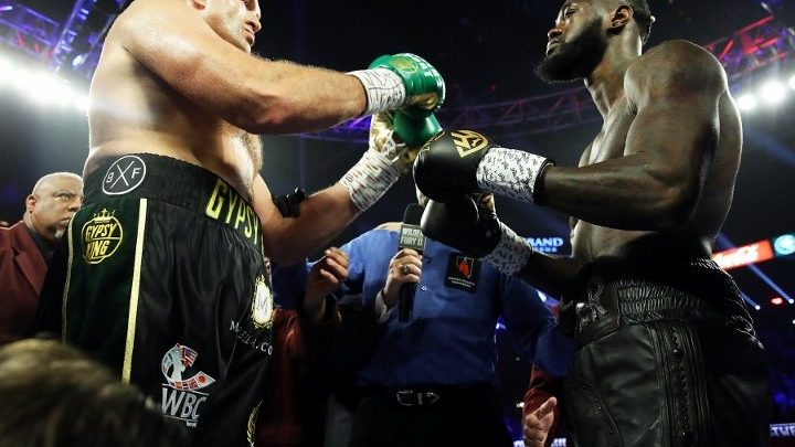 Fury-Wilder Trilogy Could Be Moved From Las Vegas, Says Warren