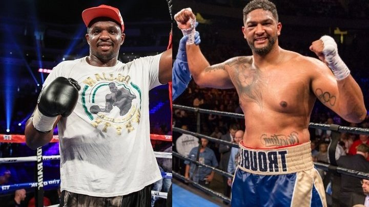 Dominic Breazeale Confident He Would Knock Dillian Whyte Out
