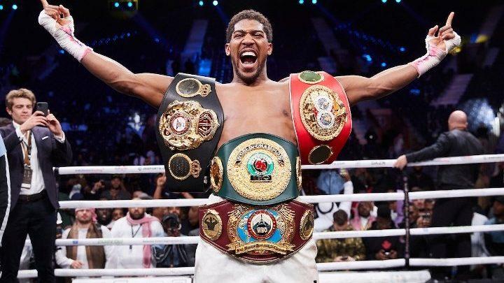 Anthony Joshua: Tyson Fury is On My Hit List – I Want His Belt!