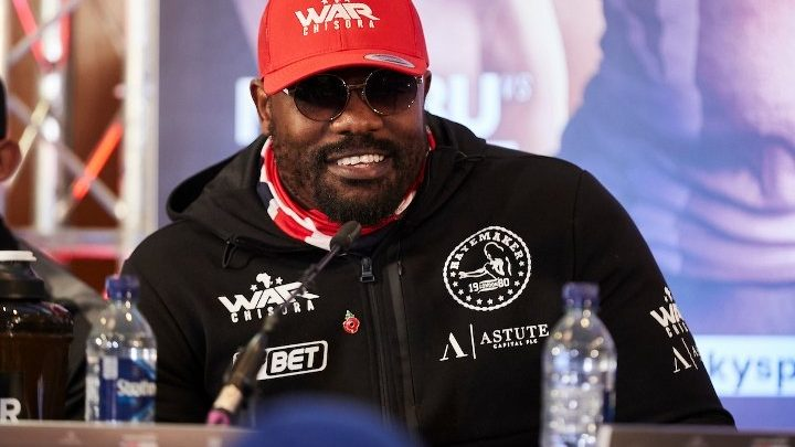 Chisora Could Make Debut in Bellator if Usyk Fight is Postponed For Too Long