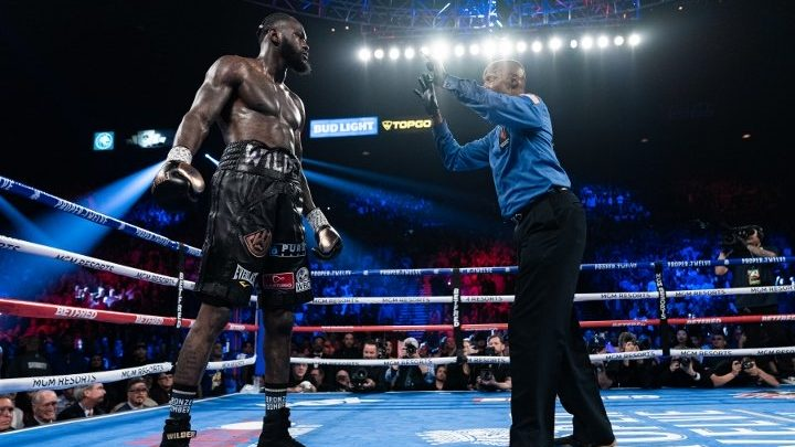 Whyte Expects Fury To Beat Deontay Wilder Up – Explains Why