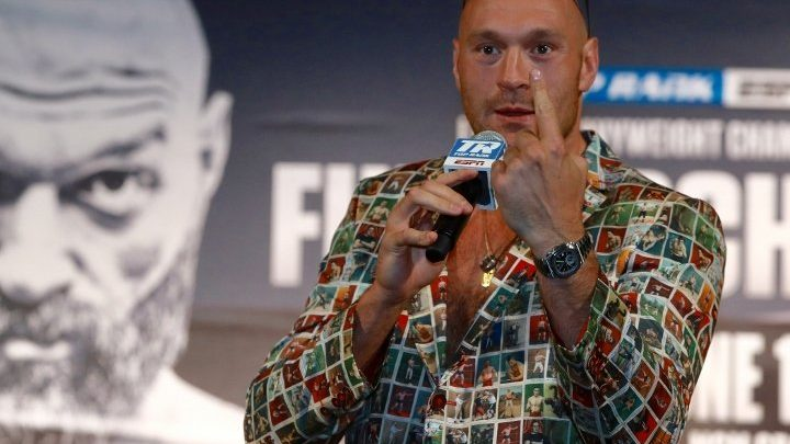 Fury: I've Spoken Plenty With Dana White, But I Don't Need To Fight UFC Guys