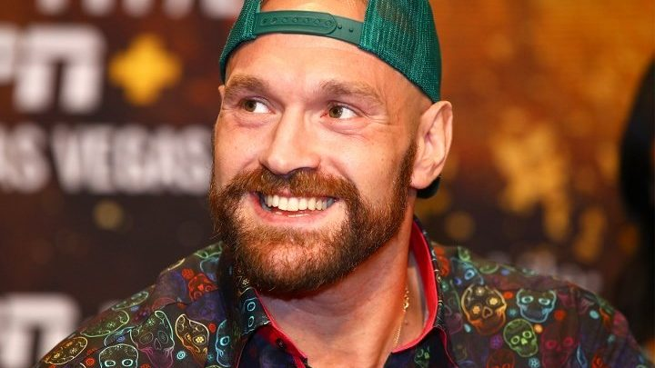 Fury is Top Paid Combat Sports Star on Forbes 2020 'Highest Paid Athletes' List