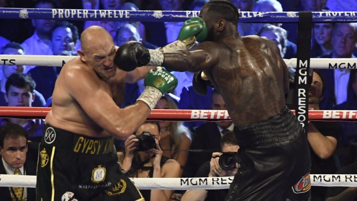 Fury-Wilder 3: December date targeted, no real progress on location
