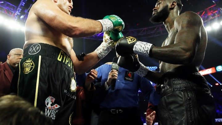 Fury-Wilder 3: Arum Crossing Fingers That He Can Have Crowd on December 19