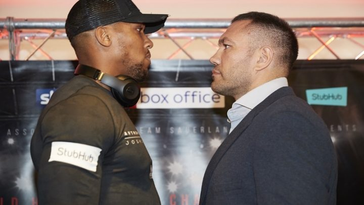 Pulev Promoter Warns Anthony Joshua: The Knockout is Coming!