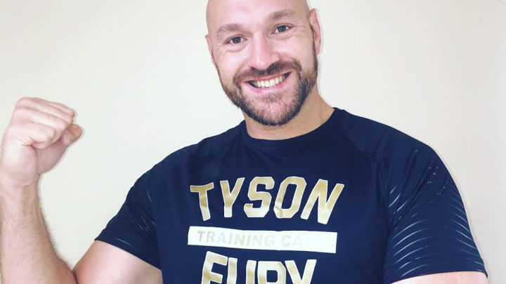 Tyson Fury Starts His Own Foundation in Morecambe