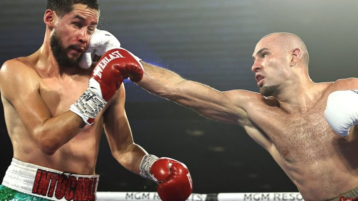 Pedraza routs Molina, Ajagba and Ramirez win