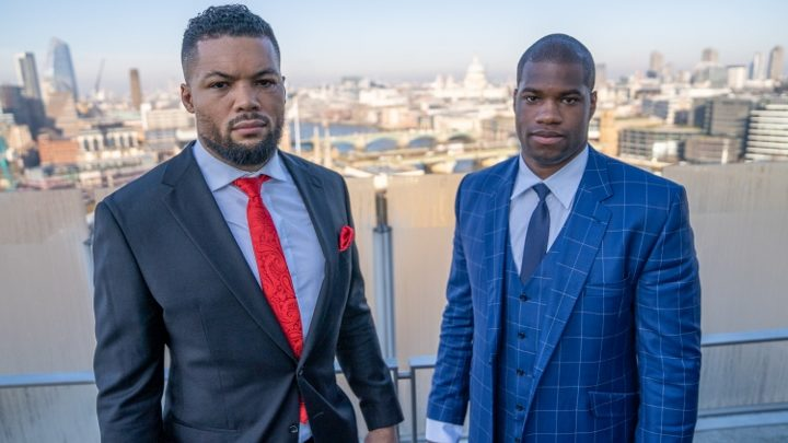 Joe Joyce: We'll See if Dubois Can Take My Heavy, Powerful Shots!