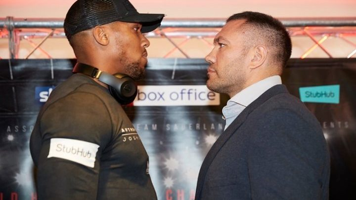 Joshua vs. Pulev Still in Play For December, Says Hearn