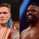 Aleksandr Usyk-Derek Chisora official for October 31