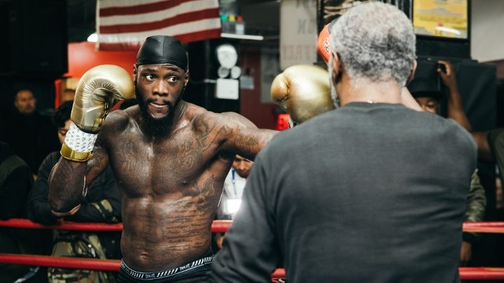 Wilder: Whoever I Come Back Against, It's Going To Come With A Purpose