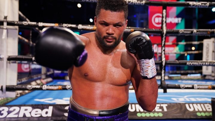 Joe Joyce Breaks Down, Stops Daniel Dubois in Tenth