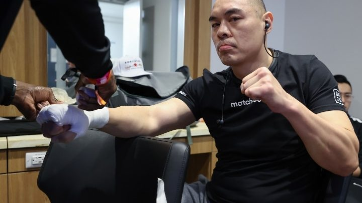 Zhilei Zhang Wants To Step Up – Willing To Face Chisora or Joyce in UK