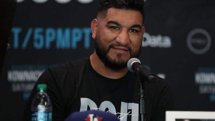 Arreola remembers sparring young Ruiz : 'I thought nothing of him until he threw those hands'