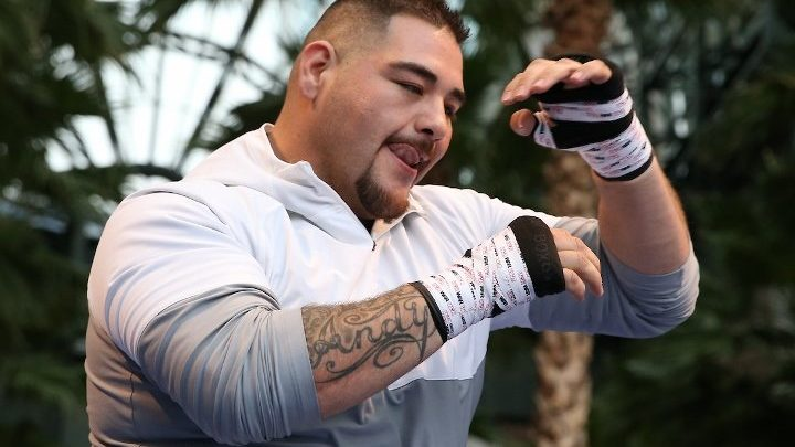 """Andy Ruiz Was 310 Pounds, Had Depression After Joshua Loss – """"I'm Ready To Get My Belts Back"""""""