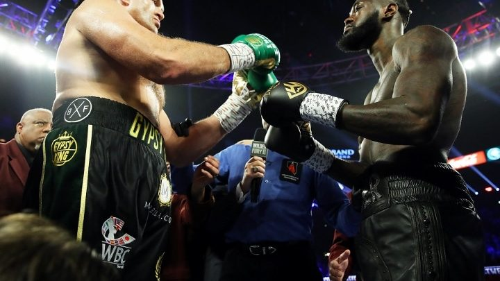 Arum Expects Decision in Fury-Wilder Legal Battle To Get Issued in May