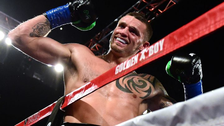 Smith wins suspect decision over Vlasov, Ajagba scores killer KO of Howard