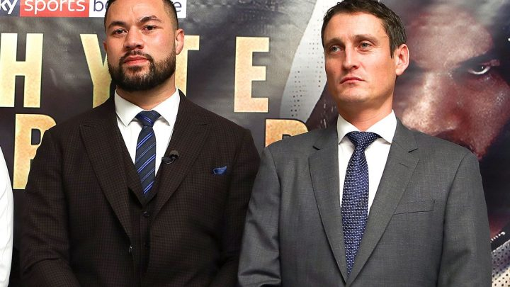 Parker's manager confident of success, sees Chisora retiring after loss