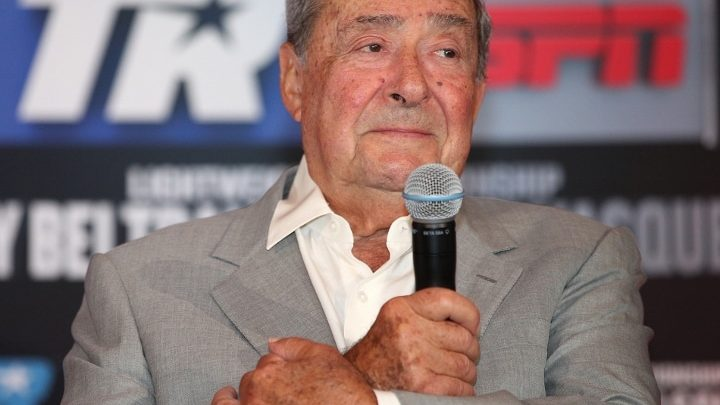 Arum Reveals TV Plans For Fury-Joshua, Says It Likely Lands in Jeddah
