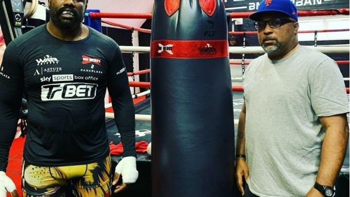 McGirt: Chisora Must Keep The Heat on Parker in Every Round