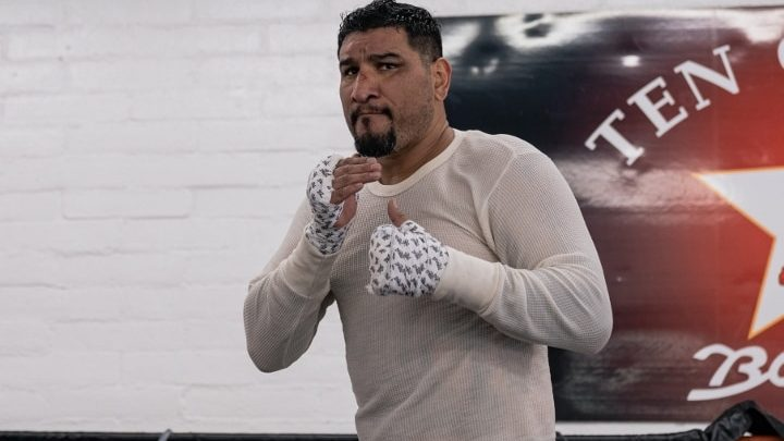 Chris Arreola: I Know How Crucial Andy Ruiz Fight is For My Career