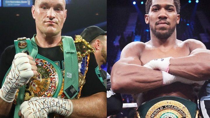 David Haye Backs Anthony Joshua To Beat Tyson Fury, Explains Why