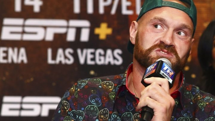 Fury Rips Joshua: I'll Show What a Real Man is Compared To a Fake One!