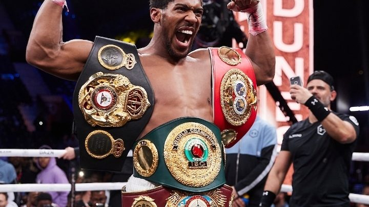 Hearn: Joshua Must Be Ruthless To Beat Usyk or Career Could Be Derailed