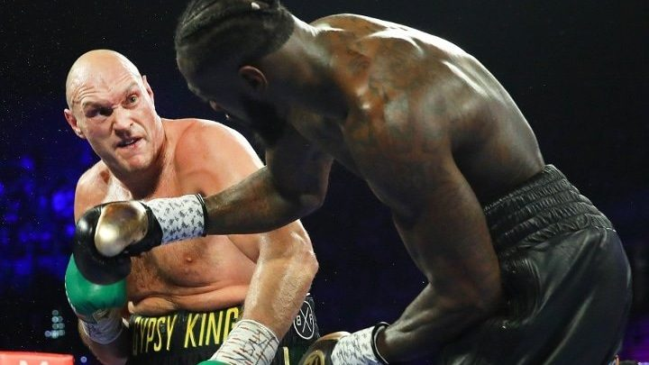 Fury on Wilder: Either He's a Glutton For Punishment or Just Coming For The Money
