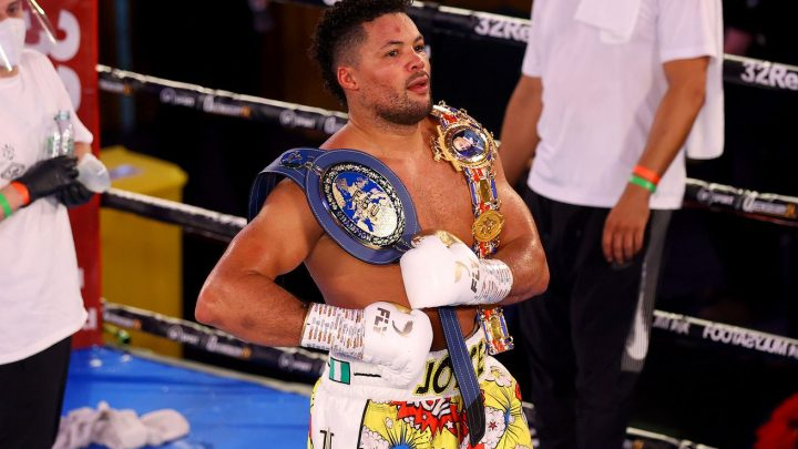 FITE to carry Saturday's Joyce-Takam card in the U.S.