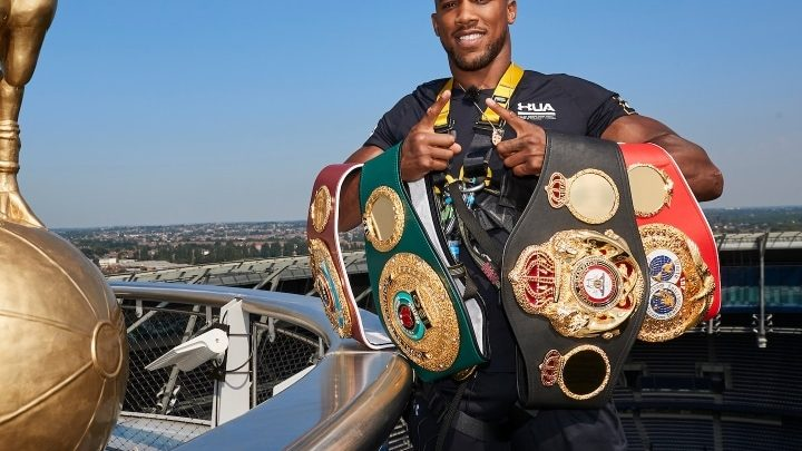 Joshua: Usyk is Just as Good as Fury, He Will Definitely Step Up
