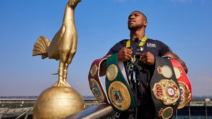 Joshua's Promoter 'Hopes and Prays' Fury Fight Can Come Off in 2022
